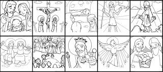 Credo à compléter - symbole de Nicée
