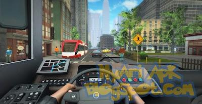 Download Bus Simulator Pro 2017 V1.2  Apk Mod + Data Update Terbaru
