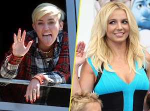 Miley Cyrus : 'Britney (Spears) is the only person who understands me!'