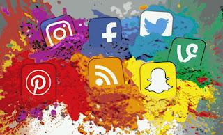 Jumia social media accounts
