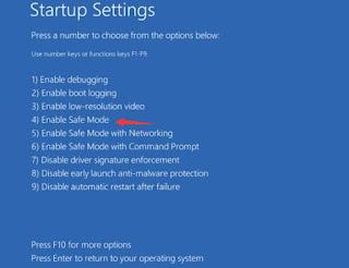 solusi masalah blue screen driver power state failure 6