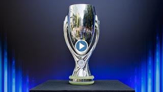 UEFA SUPER CUP FINAL 2017 LIVE
