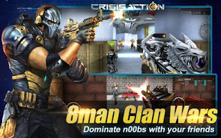 Crisis Action Mod Apk Unlimited Diamond Latest Version