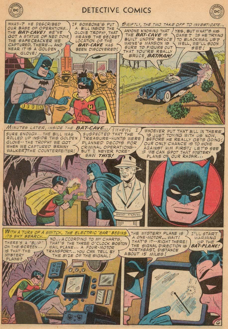 Read online Detective Comics (1937) comic -  Issue #242 - 8