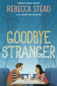 "Tween Book Group Reads ""Goodbye Stranger"" for June 9, 2016"