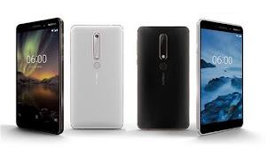 مواصفات نوكيا Nokia 6 2018 الاصدار الجديد