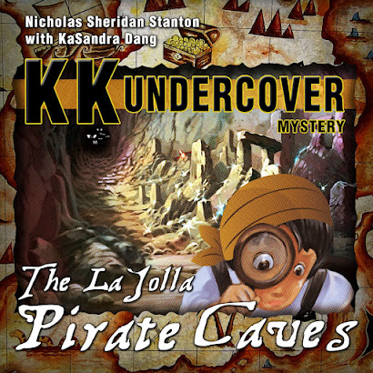KK UNDERCOVER MYSTER: The La Jolla Pirate Caves