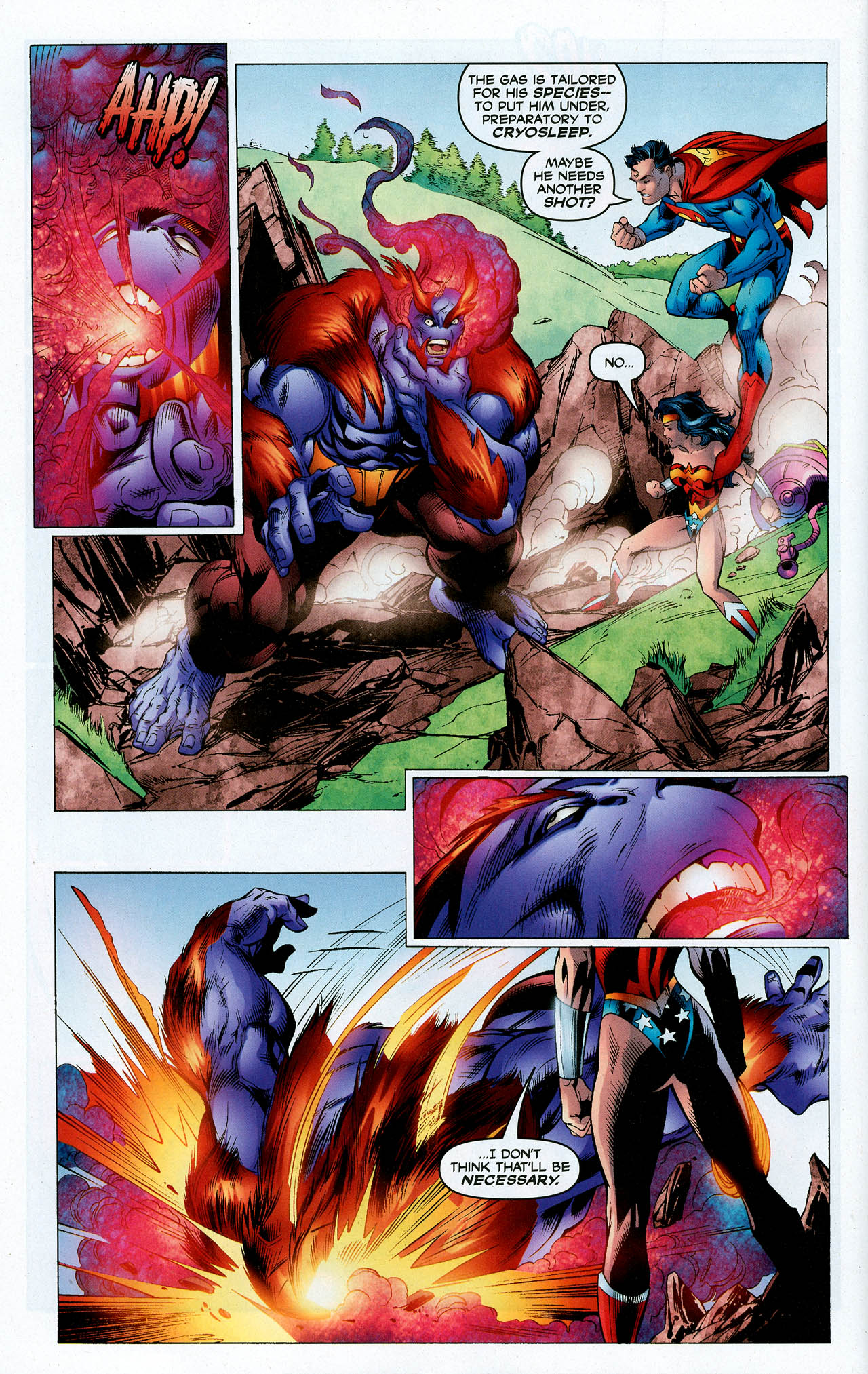 Read online Trinity (2008) comic -  Issue #5 - 12