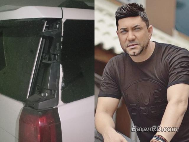Video: Delincuentes apedrean vehículo de Marcos Yaroide
