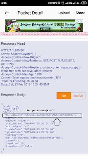 Mencari User id untuk nuyul