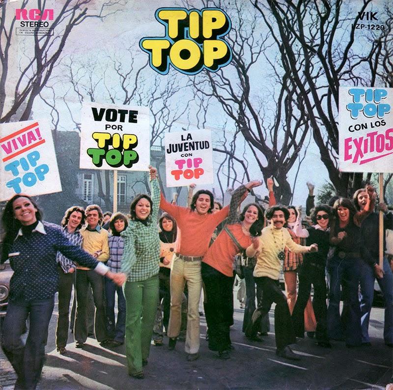 discos con mucho polvo tip top vote por tip top v a 1972. Black Bedroom Furniture Sets. Home Design Ideas