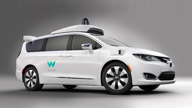 Compete Uber, Waymo Make Autonomous Trucks