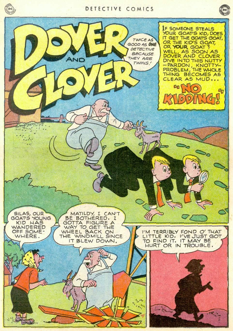 Read online Detective Comics (1937) comic -  Issue #163 - 32