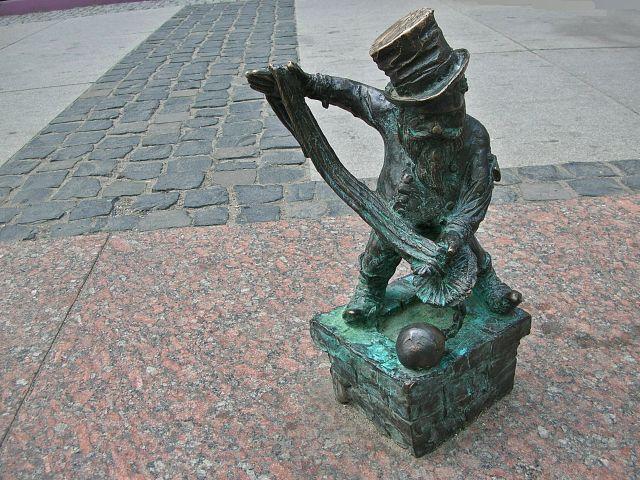 jakie krasnale znajdziemy we Wrocławiu?