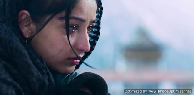 Sanam Re yami gautam crying video song
