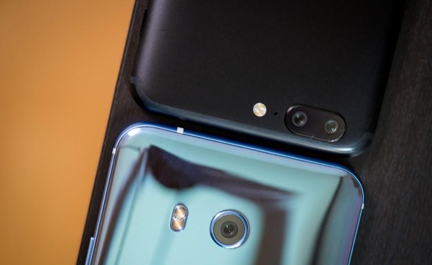 OnePlus 5 vs HTC U11 Full Phone Comparison
