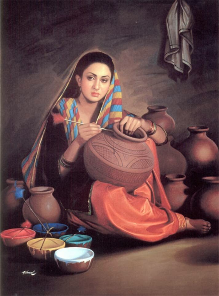 Riyasti Brothers Punjabi Culture In Art