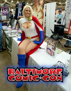 The Baltimore Comic-Con