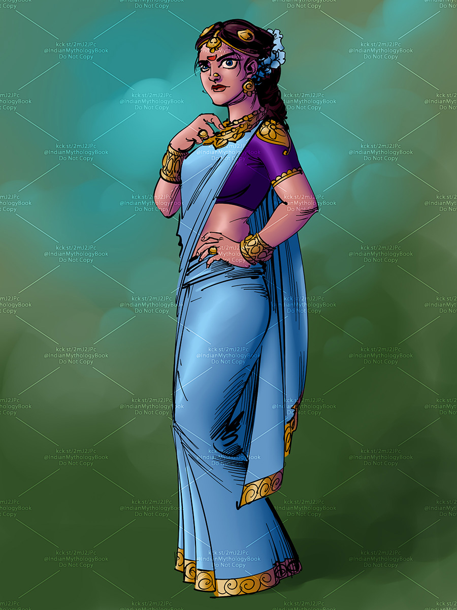 heroines from indian mythology