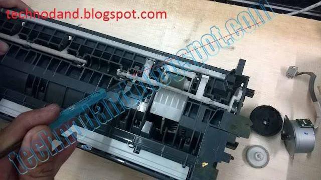 Cara Memperbaiki Printer Epson 1390 Tidak bisa menarik kertas