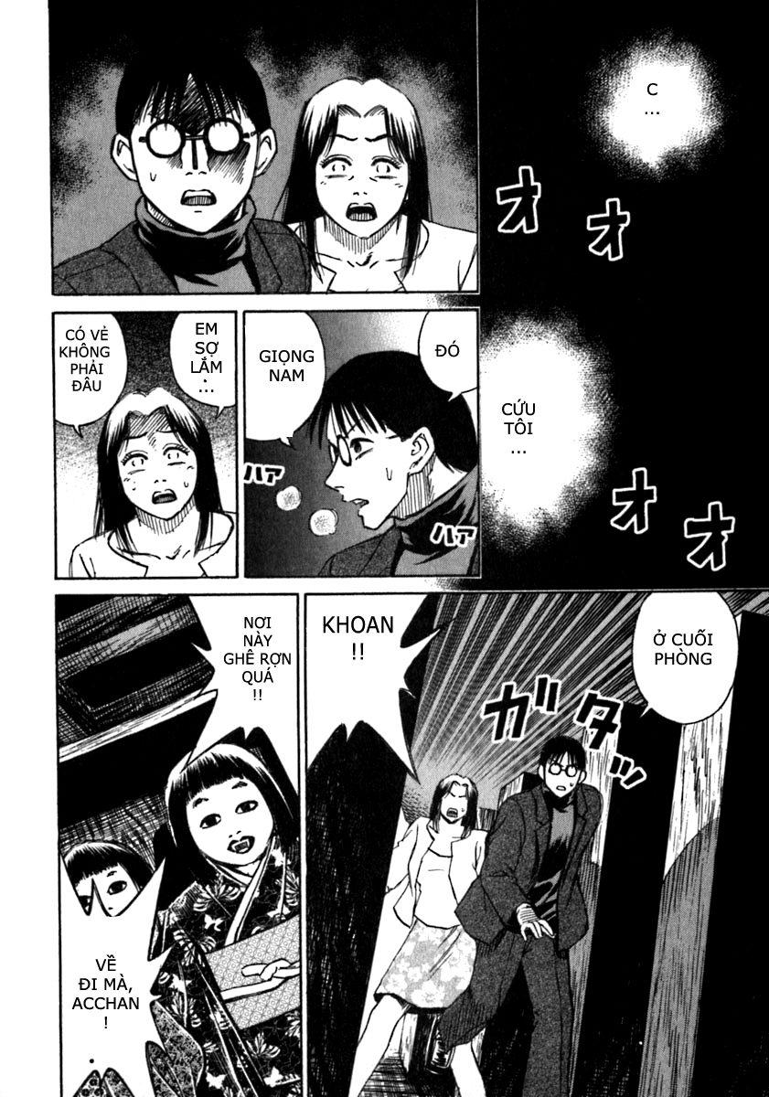 Higanjima chapter 39 trang 16