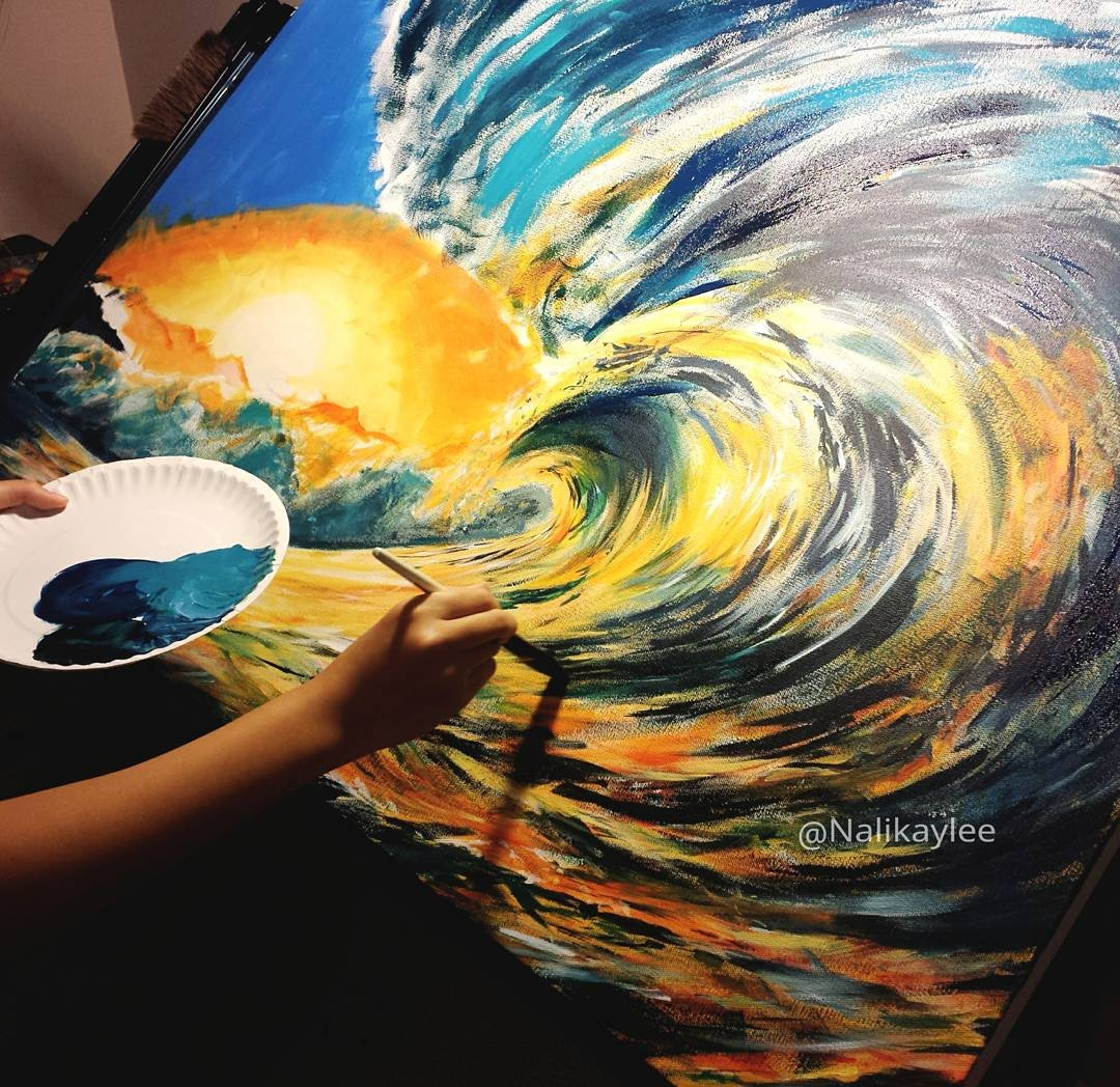 06-Wave-WIP-Kaylee-Yang-nalikaylee-Realistic-Drawings-which-Include-Animals-and-Objects-www-designstack-co