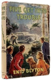 Download free ebook Famous Five 08 - Five Get Into Trouble By Enid Blyton pdf