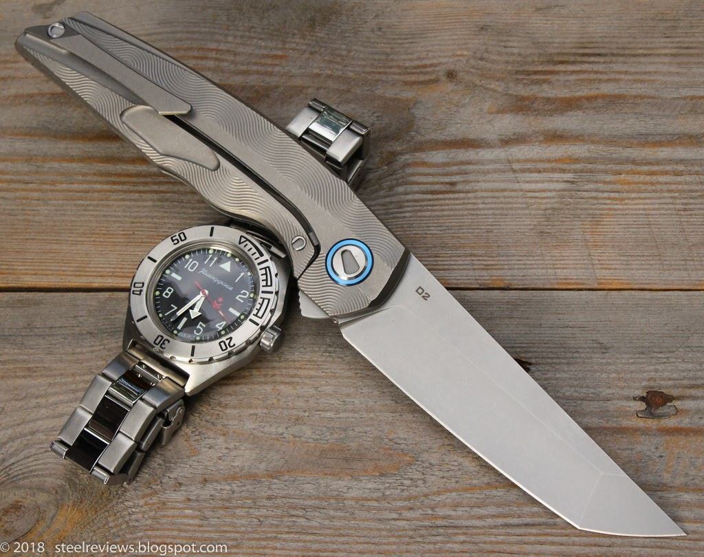 Steel Reviews: August Mega Sale + RFT - Russian Flipper Tanto