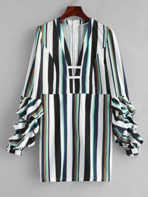 https://www.zaful.com/gathered-sleeve-stripes-casual-dress-p_503654.html?lkid=11389626
