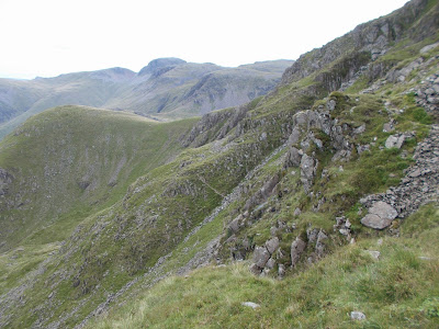 great gable from the high level route