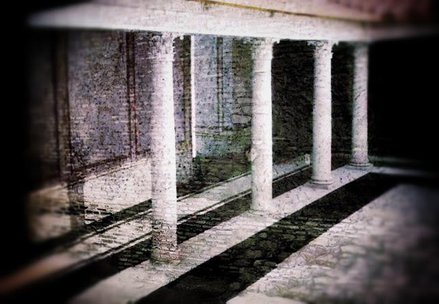 Reconstituire (imagine virtualã 3D) a domusului din Palazzo Valentini - blog FOTO-IDEEA