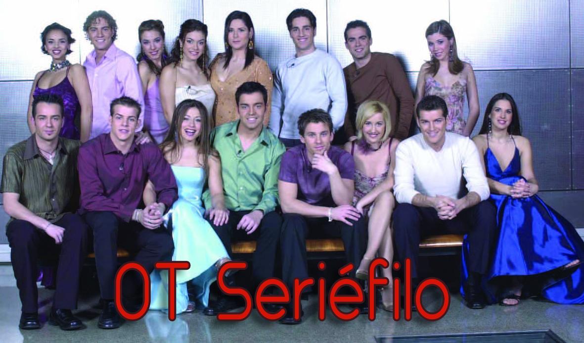 Todos los concursantes de la primera edición de Operación Triunfo