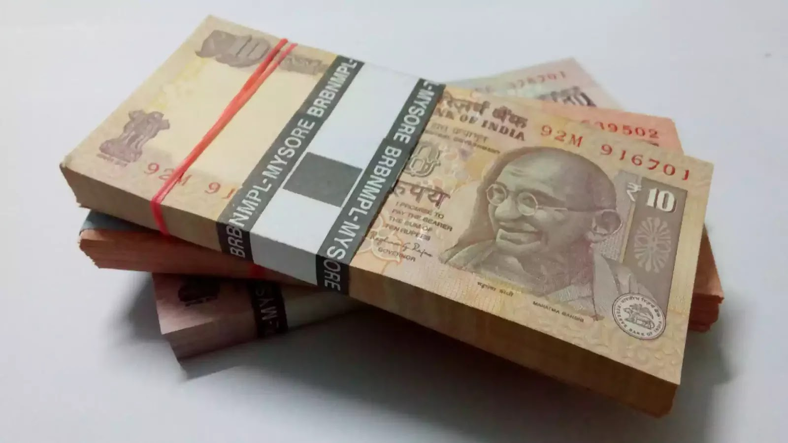 Indian currency, indian rupees, ₹10, 10 rupees note,