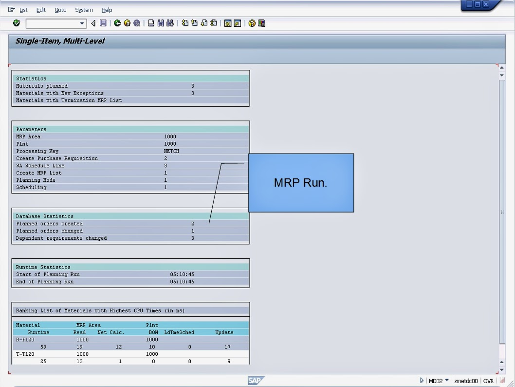 hight resolution of sap mrp understanding exception message 42 44