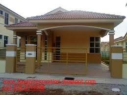 Berikut Ini Adalah Beberapa Contoh Gambar Reka Bentuk Rumah Teres 2 Tingkat