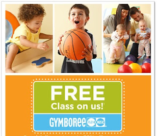 Image: Free Gymboree Play and Music class