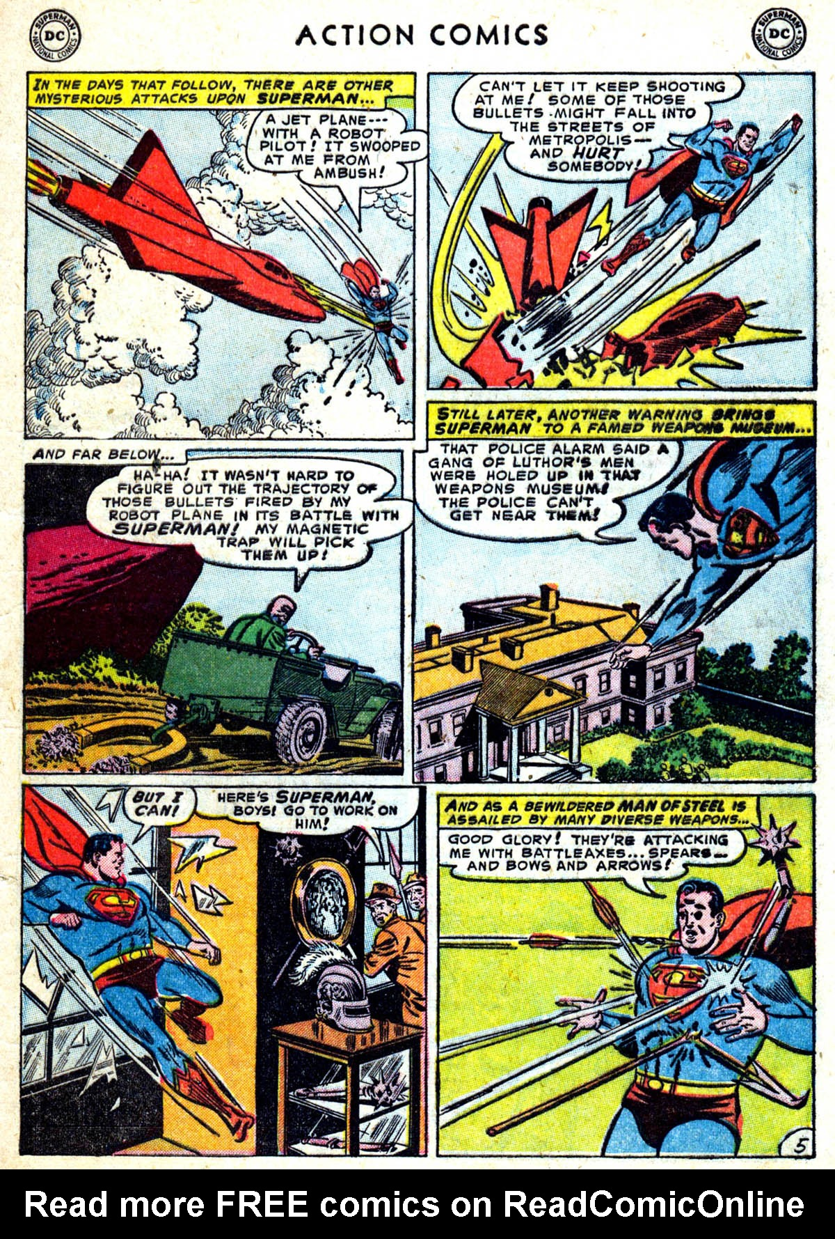 Action Comics (1938) 183 Page 6