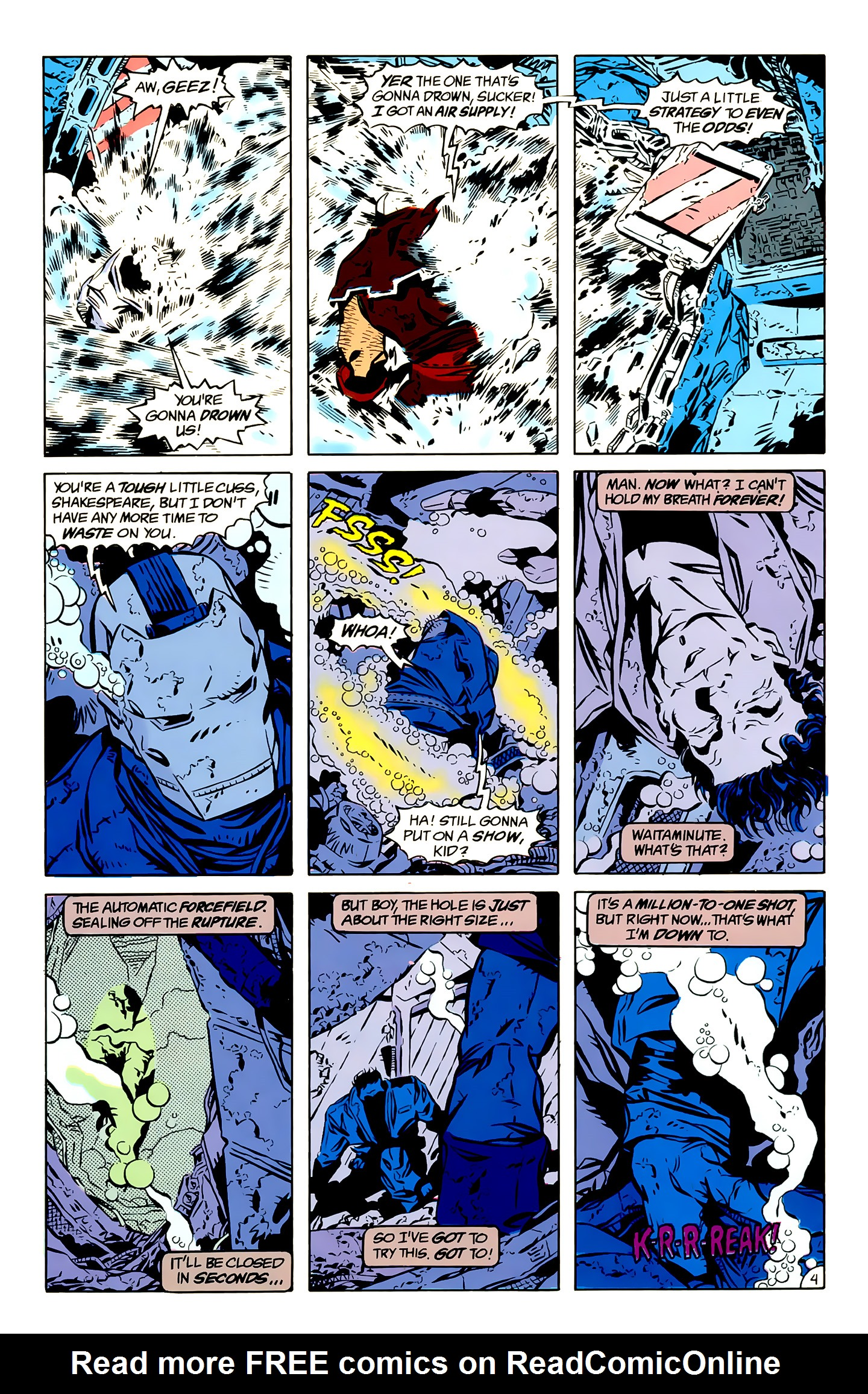 Legion of Super-Heroes (1989) 13 Page 4