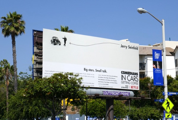 Comedians Cars Getting Coffee S10 billboard
