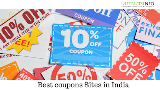 Best coupons Sites in India