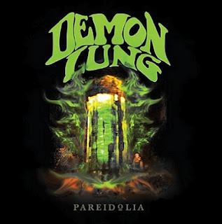 """Επανακυκλοφόρησε το ep των Demon Lung """"Pareidolia"""""""