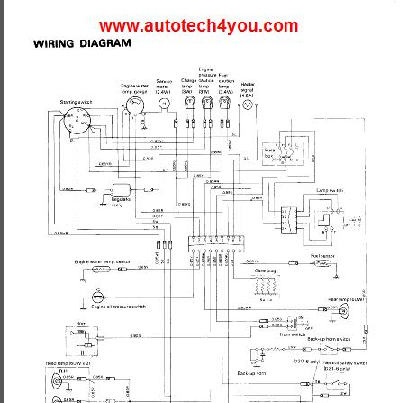 Komatsu D206, D216, D207, D217, D21A,P8 Bulldozer Service Manual ~ Service & Spare Parts
