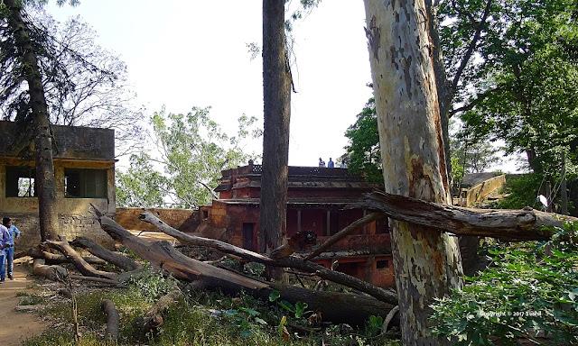 Tipu Sultan's Lodge Nandi Hills, Bangalore