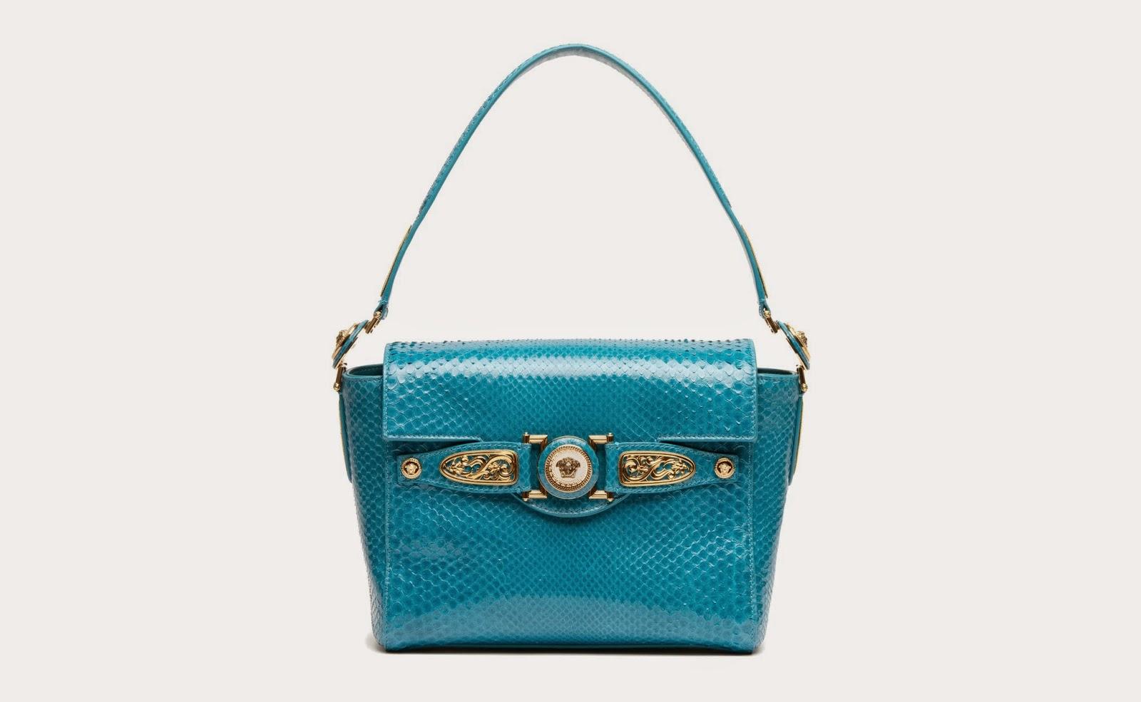 1fee014851 My Vitrina  MV News  Versace Introduces The D. Signature Bag