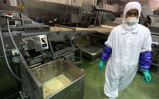 Planta de Husi Food que produzia para McDonald's foi objeto de polêmica pelas más condições higiênicas.