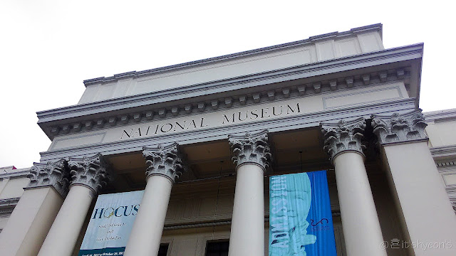 National Museum of the Philippines; Getaway to Manila; Philippines