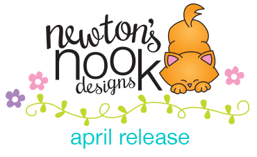 Newton's Nook Designs April Release