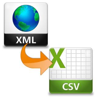Cara Convert file XML ke CSV dengan code PHP