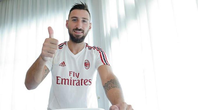 AC Milan re-sign Antonio Donnarumma, brother of Gianluigi