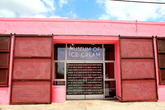 Museum of Ice Cream, Los Angeles: Un museu fer per l'Instagram